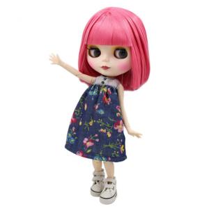 Кукла Мелинда с розовыми волосами Melinda Blythe Doll