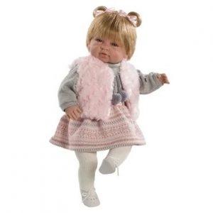Кукла пупс Munecas Sara 50 см Berbesa 5208
