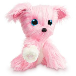 Мягкая игрушка Пушистик-потеряшка Розовый Аква Scruff a Luvs