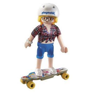 Playmobil Игровой набор Друзья Скейтбордист