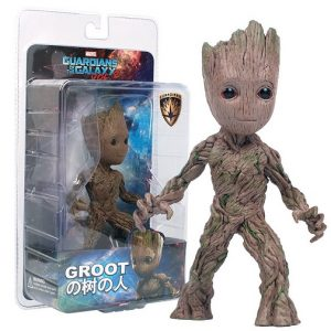 Фигурка игрушка Грута 17 см Стражи галактик Groot Guardians of The Galaxy