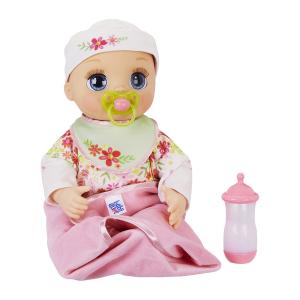 Интерактивная кукла Любимая Малютка Baby Alive Hasbro E2352