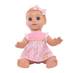 Кукла интерактивная Luvabella Блондинка Spin Master