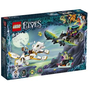 LEGO Elves Конструктор Решающий бой между Эмили и Ноктурой 41195