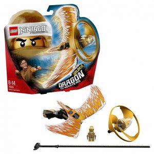 LEGO Ninjago Конструктор Мастер Золотого дракона 70644