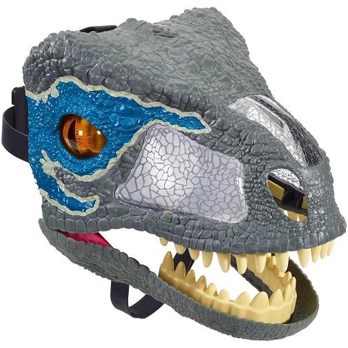 Супер маска Рычащая Jurassic World Интерактивная игрушка