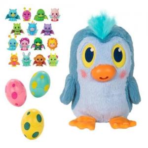 Мягкая игрушка Дразнюка-Несушка с фигурками 1TOY