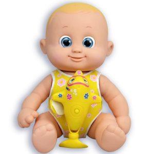 Кукла Баниэль плавающая с дельфином 35 см Bouncin' Babies 801011b
