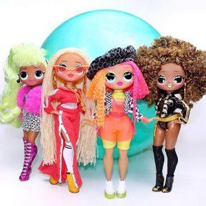 Кукла фэшн ЛОЛ Swag Fashion Doll 28 см L.O.L. Surprise O.M.G.