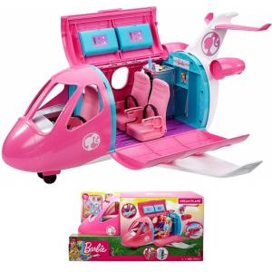 Самолет Барби с аксессуарами Travel Dream Plane 2019 Barbie GDG76