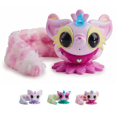 Интерактивная игрушка Питомец Пикси Беллз Pixie Belles WowWee