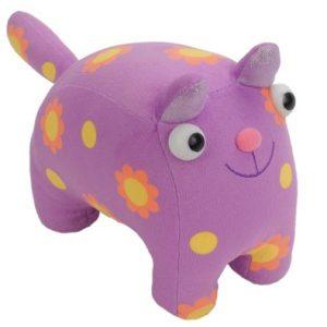 Мягкая игрушка Кошечка Мяу 20 см из мультфильма Деревяшки Мульти-Пульти