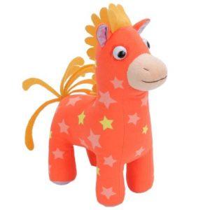 Мягкая игрушка Лошадка Иго-го 20 см из мультфильма Деревяшки Мульти-Пульти (Копировать)