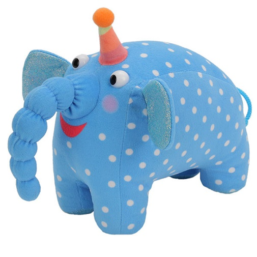 Мягкая игрушка Слон Ду-Ду 20 см из мультфильма Деревяшки Мульти-Пульти