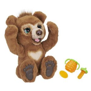 Интерактивный медведь FurReal Friends Русский Мишка Hasbro