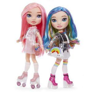 Кукла Леди Пупси 35 см Poopsie Girls Rainbow Surprise MGA
