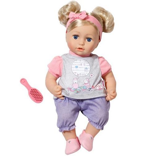 Кукла София сестричка Baby Annabell 43 см Zaph Creation