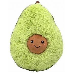 Мягкая игрушка Авокадо 30 см Avocado