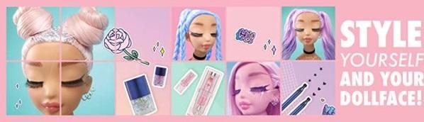 Dollface Who's That Girl MGA