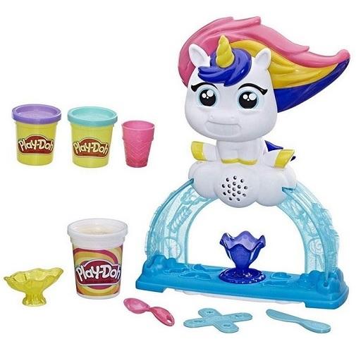 Play-Doh Единорог делает мороженое Tootie the Unicorn