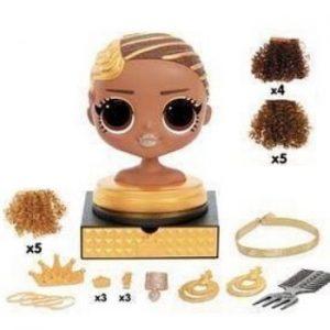 Голова для причесок и макияжа куклы ЛОЛ Styling Heads L.O.L.