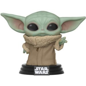 Игрушка Малыш Йода Baby Yoda The Child Star Wars: The Mandalorian Funko Pop!