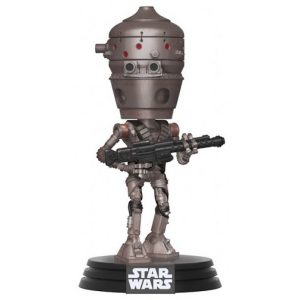 Фигурка Star Wars The Mandalorian – IG-11 Bobble-Head Funko POP!