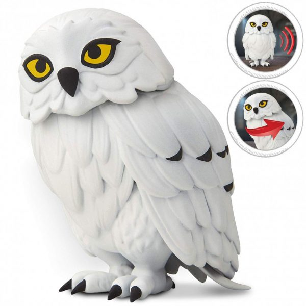 Интерактивная сова Хедвиг (Букля) Hedwig Harry Potter Jakks Pacific