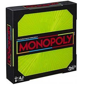 Настольная игра Неоновая Монополия Monopoly Neon Pop Hasbro