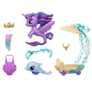 Игровой набор Искорка Twilight Sparkle Undersea Carriage My Little Pony