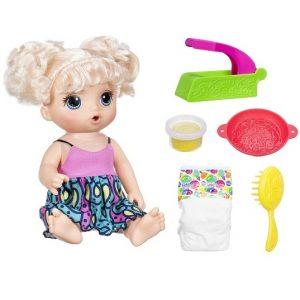 Кукла Малышка и лапша Baby Alive Hasbro C0963