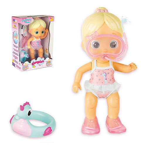 Кукла для купания Мими 30 см Mimi Bloopies IMC Toys