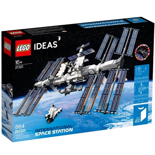 "LEGO Ideas ""Международная космическая станция"" International Space Station 21321"