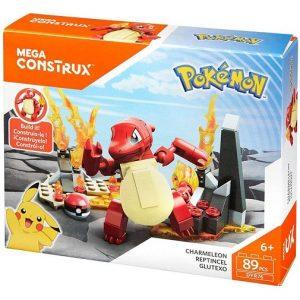 Mega Construx Pokemon Конструктор Эволюция Charmeleon FCN30