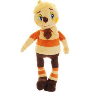 Мягкая говорящая игрушка Пчеленок 30 см Лунтик и его друзья