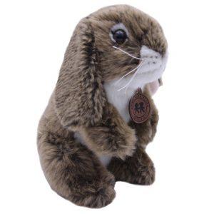 Мягкая игрушка Кролик Коричневый Anna Club Plush
