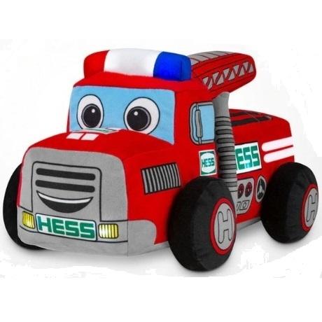 Мягкая игрушка Пожарный Грузовик My First Hess Truck