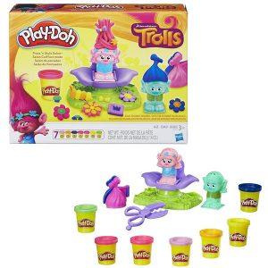 Play-Doh Игровой набор Тролли Hasbro B9027
