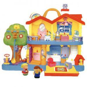 Развивающая игрушка Kiddieland Занимательный дом