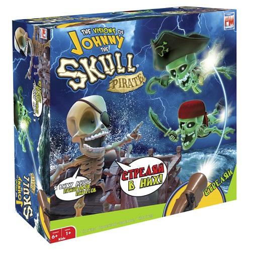 Тир проекционный Джонни на пиратском корабле Johnny the Skull 1090-1