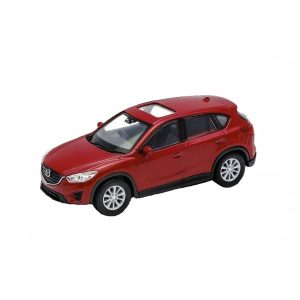 Welly Модель автомобиля Mazda CX-5 красный