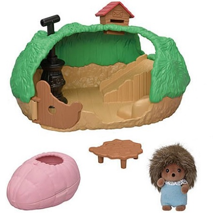 Игровой набор Убежище Ежика Sylvanian Families 5453 Baby Hedgehog Hideout