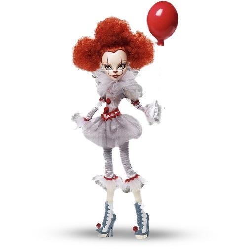 Кукла коллекционная Pennywise Monster High GNP22 Collector Doll 2020
