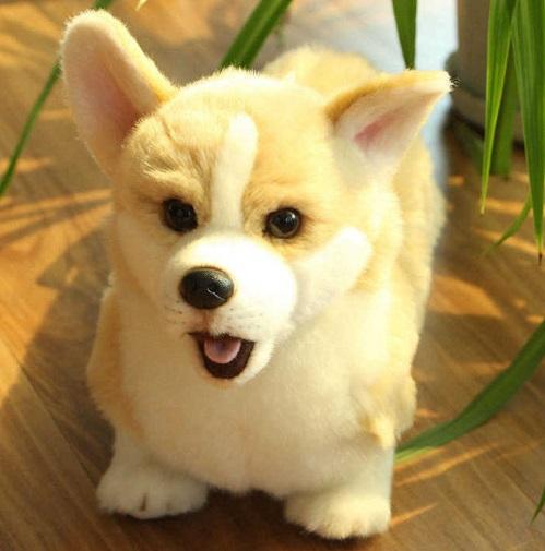 Мягкая игрушка Собака Корги 32 см Corgi Yoocour LJ603