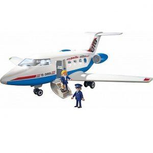 Playmobil Игровой набор Городской аэропорт Пассажирский самолет 5395