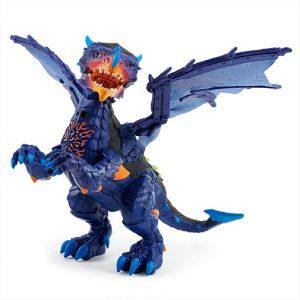 Дракон интерактивный Вулкан Dark Blue Wowwee 3956