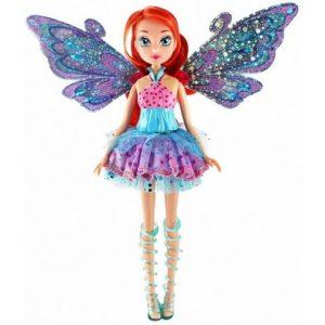 Модная кукла Блум Винкс (8 сезон) Spinning Enchantix Winx
