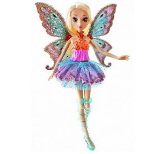 Модная кукла Стелла Винкс (8 сезон) Spinning Enchantix Winx