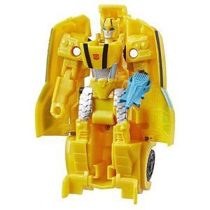 """Трансформер """"Кибервселенная Уанстеп"""" Бамблби Transformers Hasbro"""