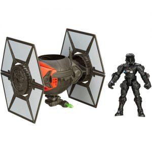 Hasbro Набор Star Wars Hero Mashers По Дамерон и боевое транспортное средство
